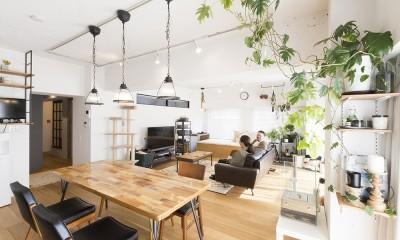 【神奈川N邸】住み替えで手に入れたこだわりの住まい。大人リノベーション