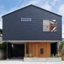KASA ARCHITECTSの住宅事例「西新井の家」