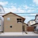 KASA ARCHITECTSの住宅事例「本郷町の家」