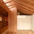瀬谷の書斎 - 木造平屋の離れの写真 リビング
