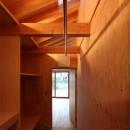 瀬谷の書斎 - 木造平屋の離れの写真 納戸
