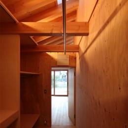 瀬谷の書斎 - 木造平屋の離れ (納戸)