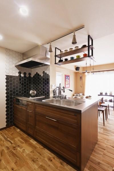 キッチン (welcomeな家)