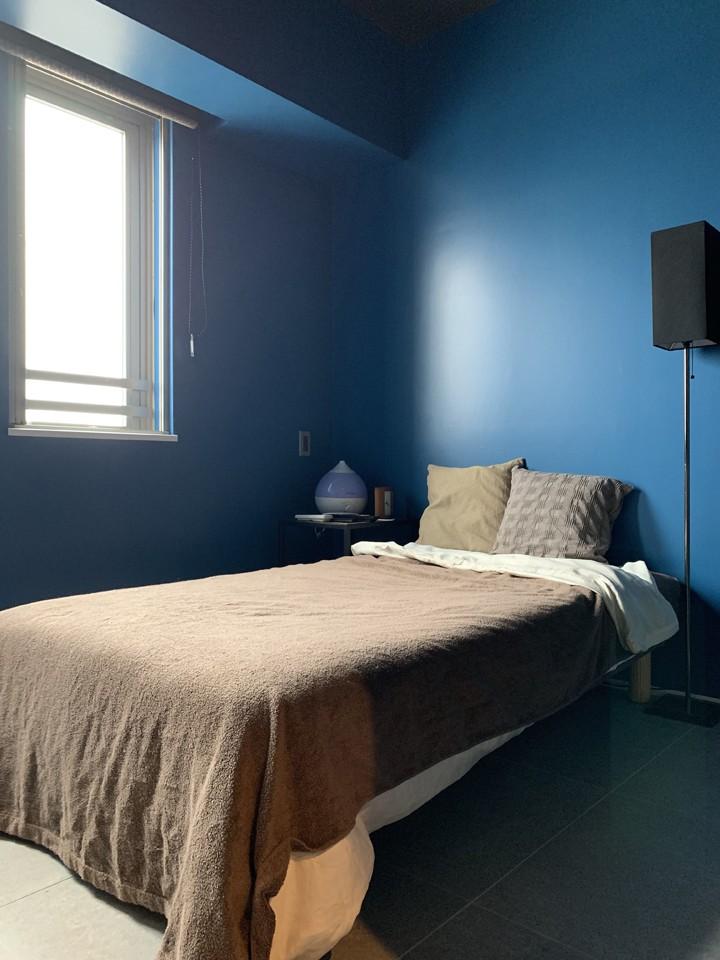 M様邸 (寝室)