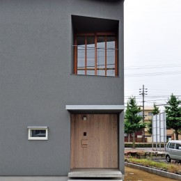 六条の家 (外観-1)