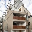 松が谷の家の写真 外観