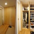 江古田の家 ―夫婦で趣味を楽しむの写真 玄関