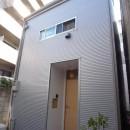 羽根木の家-9.5坪の敷地にの写真 外観