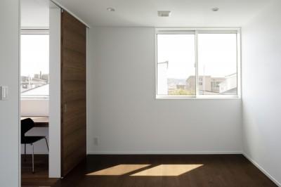 寝室 (057鎌倉Mさんの家)