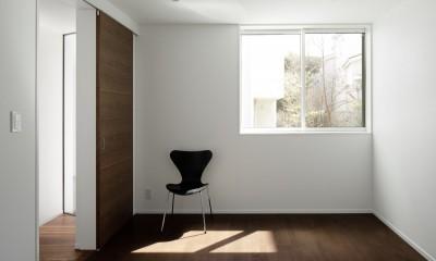 057鎌倉Mさんの家 (寝室)