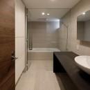 057鎌倉Mさんの家の写真 浴室