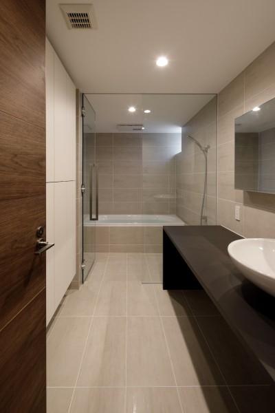 浴室 (057鎌倉Mさんの家)