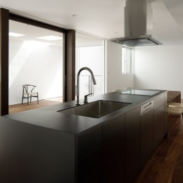 057鎌倉Mさんの家 (キッチン)