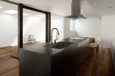 キッチン (057鎌倉Mさんの家)
