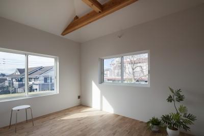 2階個室 (新石川戸建リノベーションPJ)