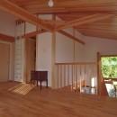 逗子の家―気持ちの良い場所の写真 2階子供スペース