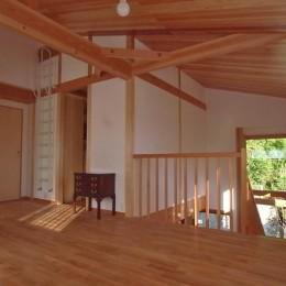 逗子の家―気持ちの良い場所 (2階子供スペース)