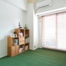 暮らしながら働く理想の暮らしの写真 子供部屋