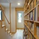 江古田の家 ―夫婦で趣味を楽しむの写真 廊下