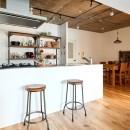 朝の静けさが心地よい家の写真 キッチン