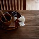 朝の静けさが心地よい家の写真 イメージ