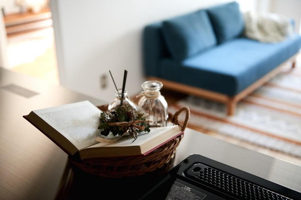 朝の静けさが心地よい家 (イメージ)