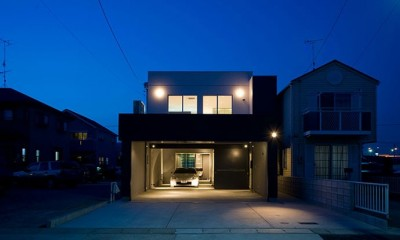 FK-house/車好きのためのお家