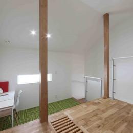 洗練された「北欧デザイン」の家。性能もデザインも規格型住宅『TRETTIO』で解決。 (スキップフロア)