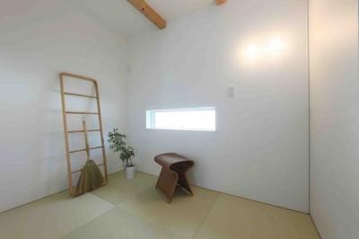 和室 (洗練された「北欧デザイン」の家。性能もデザインも規格型住宅『TRETTIO』で解決。)