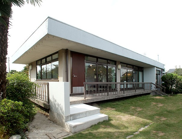 SZ-houose/平屋のリノベーション住宅 (外観)