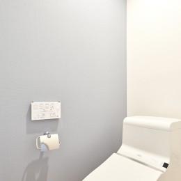 北欧の風と日の入る部屋で (トイレ)