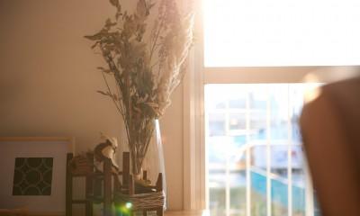 北欧の風と日の入る部屋で (イメージ)
