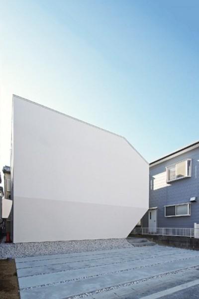 豊橋の家.2 (外観)