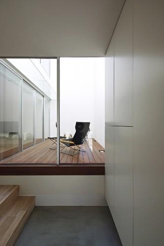 豊橋の家.2 (玄関)