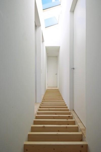 廊下 (豊橋の家.2)