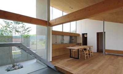 新城の家 (キッチン)