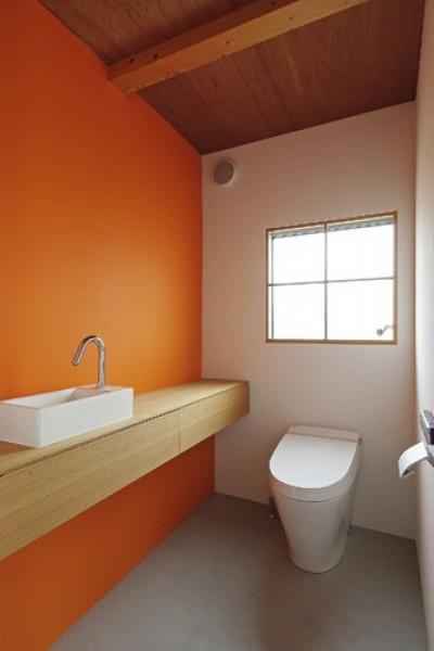 トイレ (新城の家)