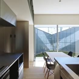 飯村の家-キッチン