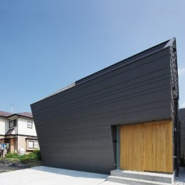 西豊の家 (外観)