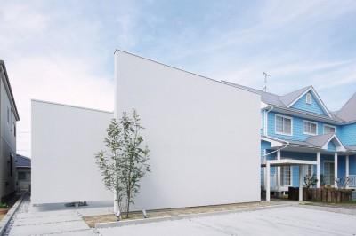 神戸の家 (外観)