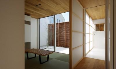 神戸の家 (和室)
