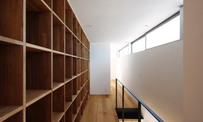 神戸の家 (廊下)