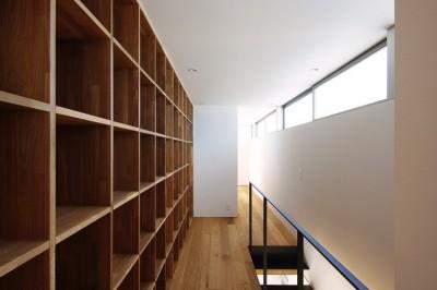 廊下 (神戸の家)