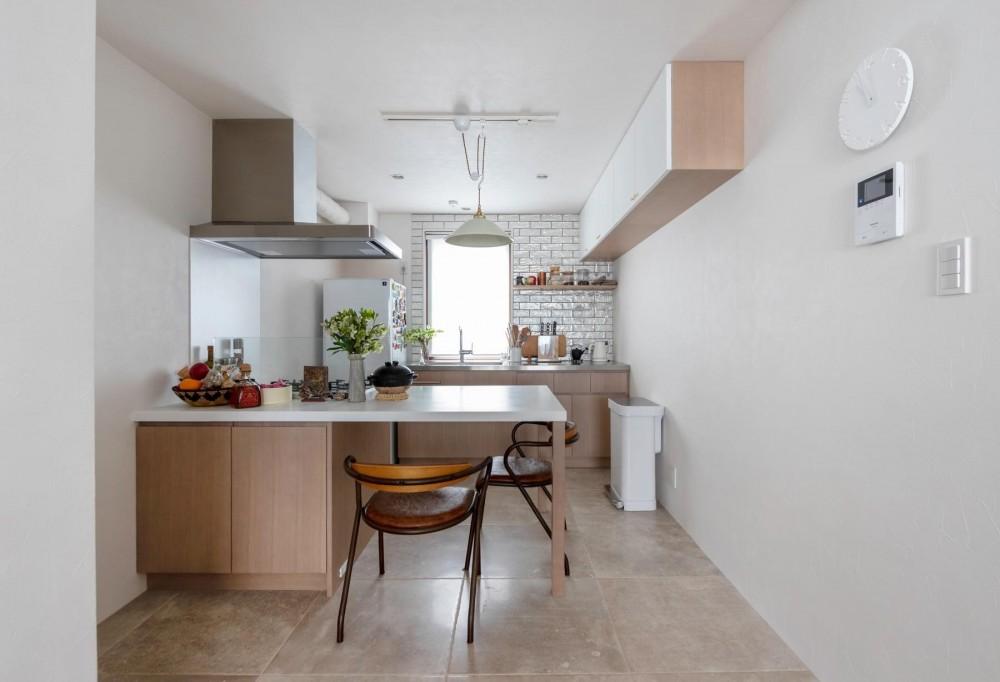 パリのアパルトマン (キッチン)