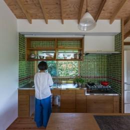 白子の家 ーあったかくて美味しい家ー (キッチン)