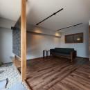 ファーバルデザイン一級建築士事務所の住宅事例「部屋の中にお庭のある和モダンな家」