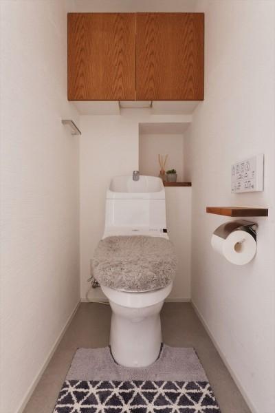 トイレ (T様邸~Exotic Turkey~トルコの異国情緒を楽しんで。)