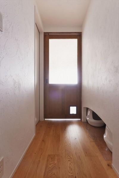キャットトイレ (T様邸~Exotic Turkey~トルコの異国情緒を楽しんで。)