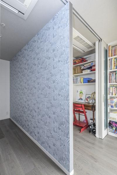 子供部屋 (趣味を活かした充実の住まい)