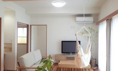 木の香りと暮らす自然素材の家